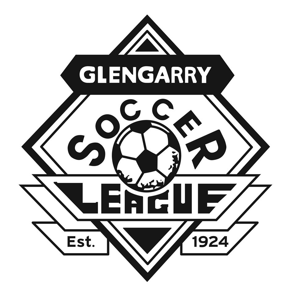 Logo for the Glengarry Soccer League
