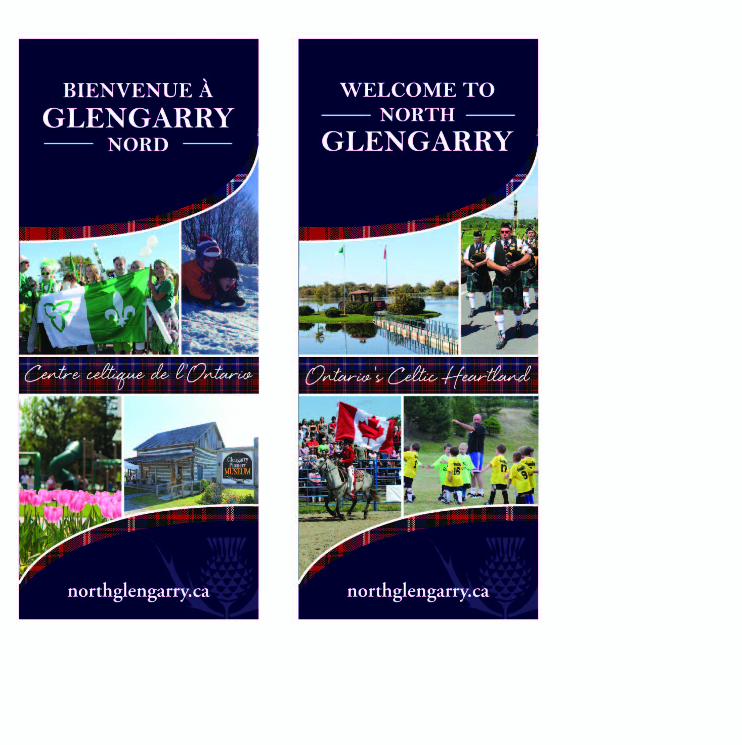 Welcome to North Glengarry - Bienvenue a Glengarry Nord