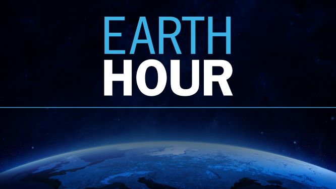 Earth Hour Graphic